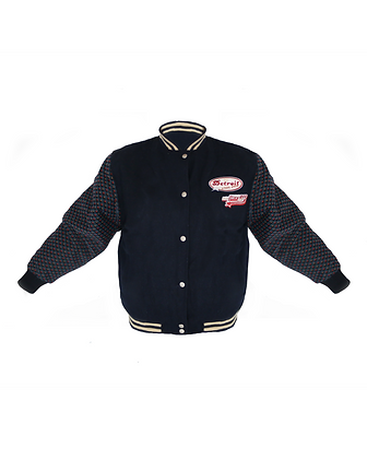 The New York jacket - number 4