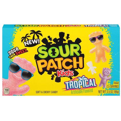 Sour Patch Kids Tropical Box - [99g]