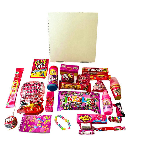 Little Princess Sweet and Toy Hamper