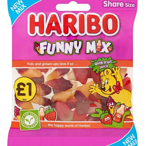 Haribo Starbeams - £1