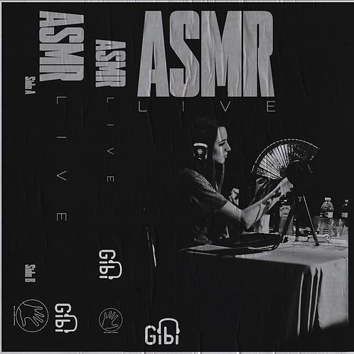 ASMR Live! Cassette Tape