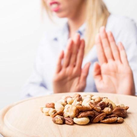 Unpacking food allergens and intolerances