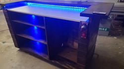 bar with led