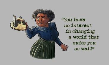 Enola Holmes Quote