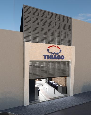 Mercado de Carnes São Thiago - Duque de Caxias