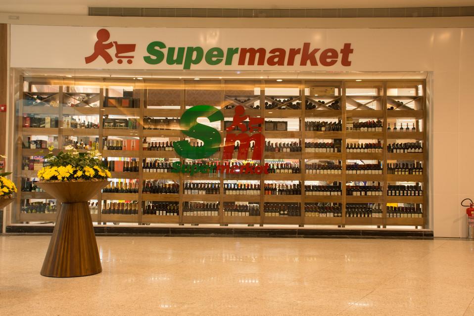 Supermarket - Park Shopping