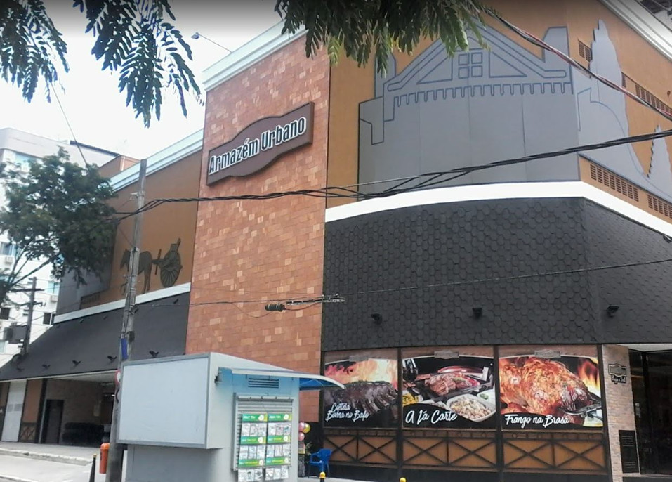 Armazém Urbano - Rua Araguaia