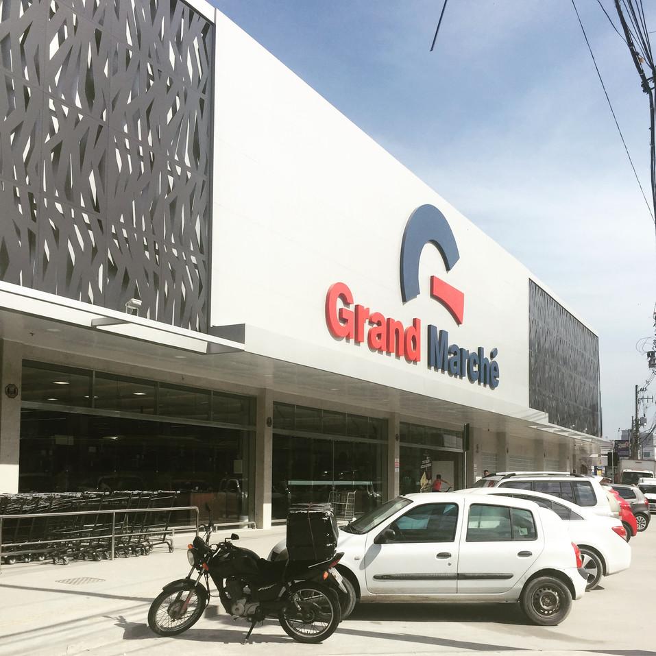 Grand Marché - Itaipu