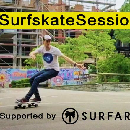 Surfskate Sessions: Mehrwochen Programm mit Testing und Videoanalyse.