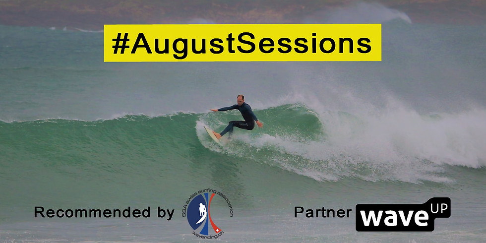 August Sessions: Surf-Fitness (Special)