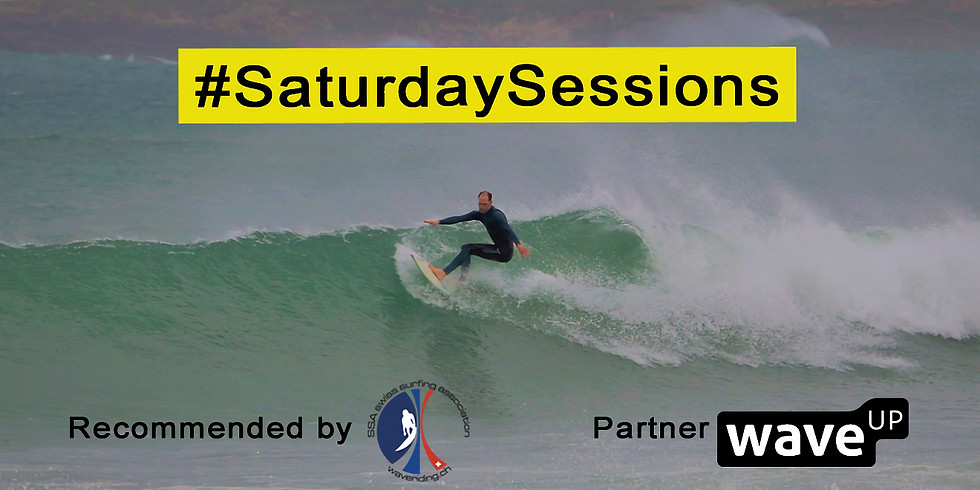 Saturday Sessions: Surf-Fitness