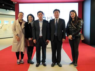 중국 산동성 제노교통 방한