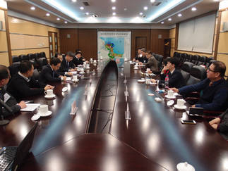 중국 연태시 경제개발구 방문