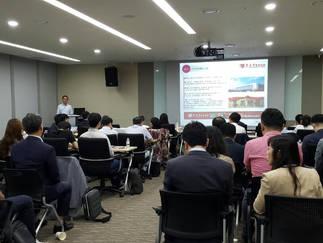 중국 투자자 수출 상담회