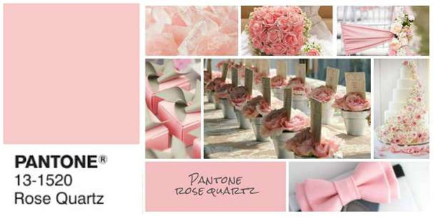 Matrimonio Rosa Quarzo E Azzurro Serenity : Il colore di tendenza per i matrimoni per pantone è il rosa