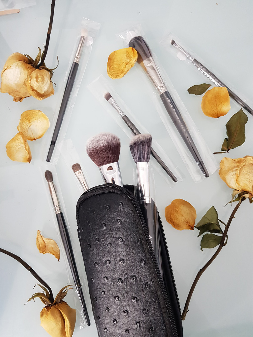 DMT Professional makeup brushes