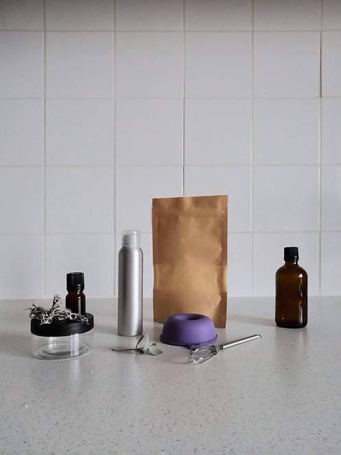 Mon shampoing solide DIY