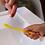 Thumbnail: Brosse à dent enfant rechargeable jaune