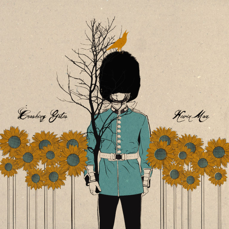 "Kevin Max ""Crashing Gates"""