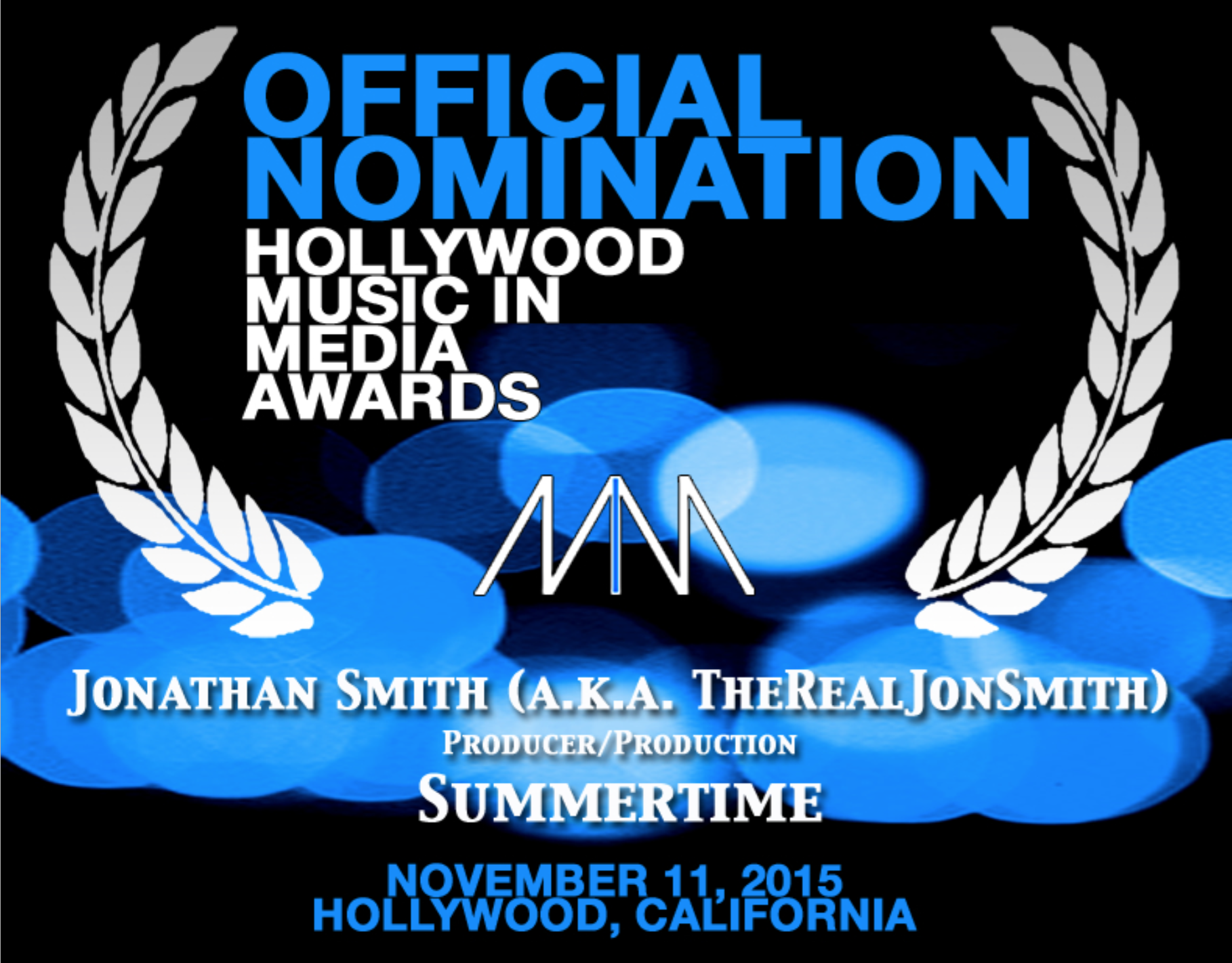 "HMMA Awards ""Summertime"""