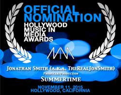 "HMMA Awards ""Summertime"""