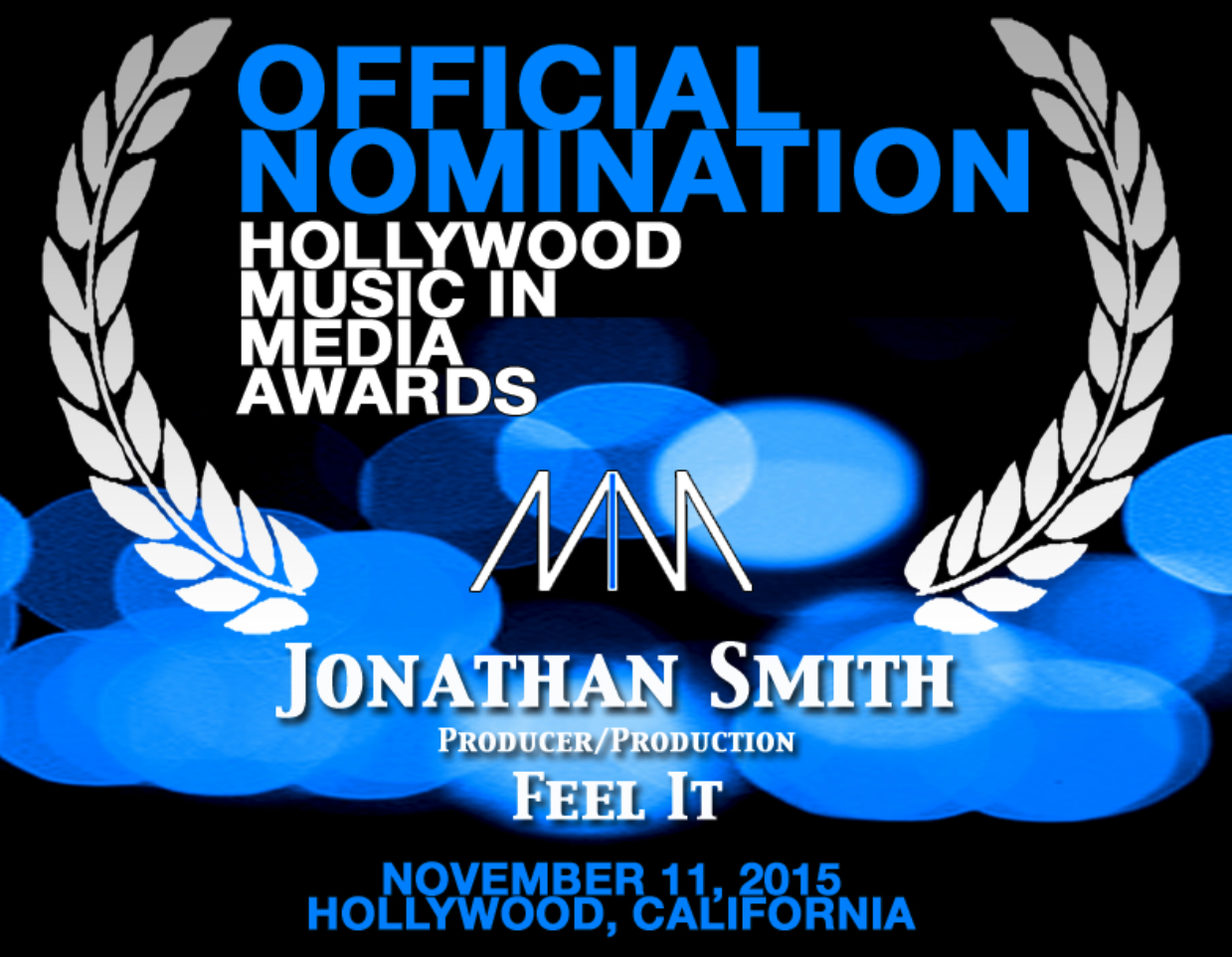 "HMMA Awards ""Feel It"""
