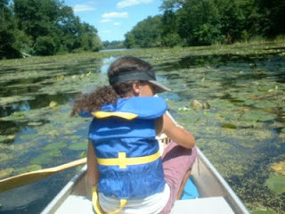 canoeing cootes paradise