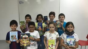 25. Juni 2019 - Vorlesewettbewerb in der Grundschule - Wer wird siegen?