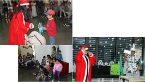 Theaterstück im Kindergarten
