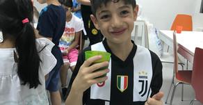 """""""Gesunde Durstlöscher"""" - ein klassenübergreifendes Projekt in der Grundschule"""