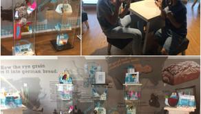 Paper meets Fashion –Ausstellungseröffnung bei Kamps