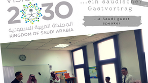 Die VISION 2030 in Saudi-Arabien / VISION 2030 in Saudi Arabia