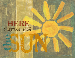 Here Comes The Sun by Misty Diller