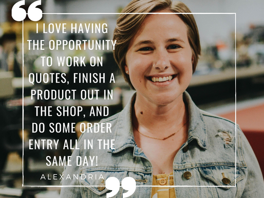 At Our Core: Meet Alexandria!
