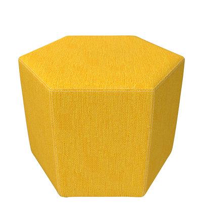 Honeycomb Ottoman