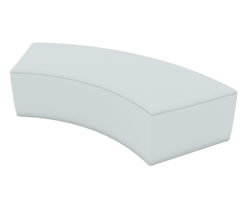 XL 87 Curved Bench