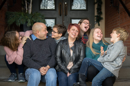 Family Photo by Misty Diller