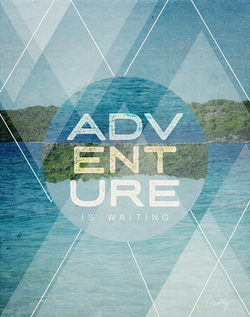 Adventure Is Waiting - Misty Diller