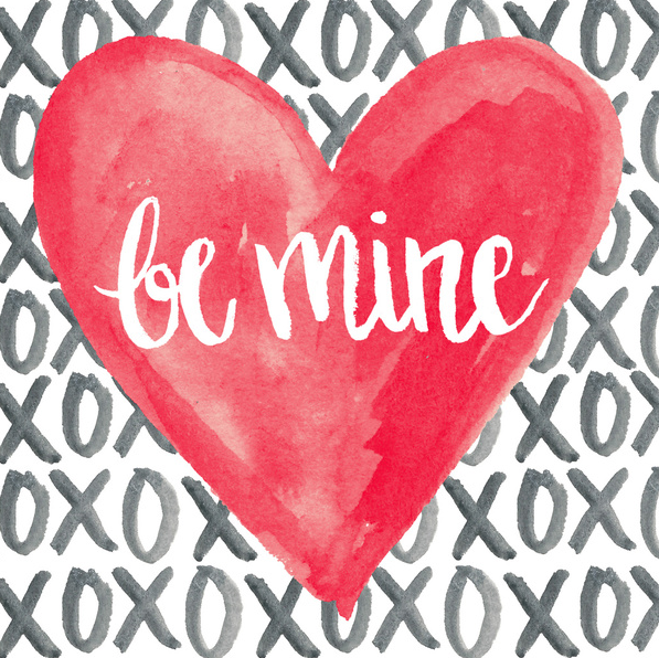 Be Mine by Misty Diller