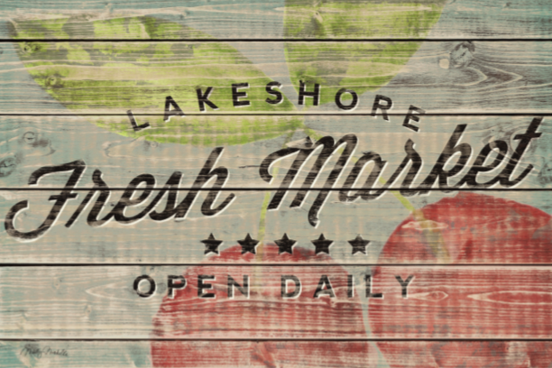 Fresh Market by Misty Diller