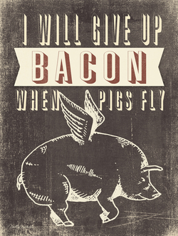 When Pigs Fly by Misty Diller