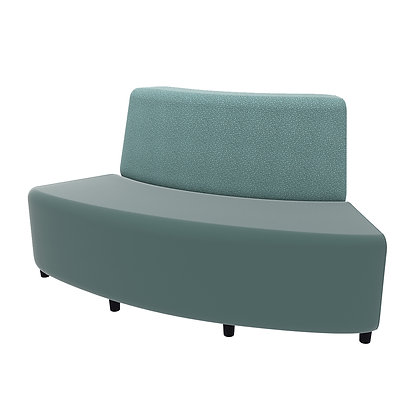 Curved Sofa - Out