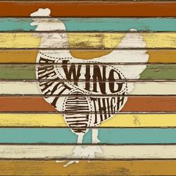 Chicken by Misty Diller