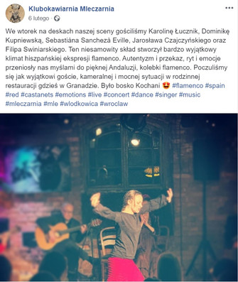 Flamenco Contratiempo, Trasa Konertowa