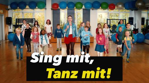 Sing mit, tanz mit