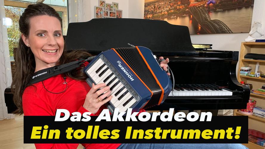 Das Akkordeon - Wissen für Kids - Musik für Kinder