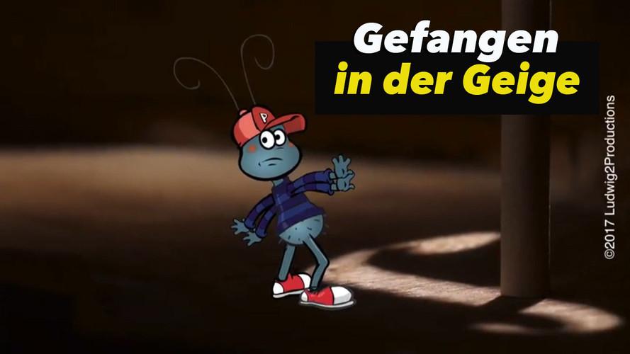"""Kinderlied: Gefangen in der Geige - Hit aus """"Das Streicherabenteuer"""""""