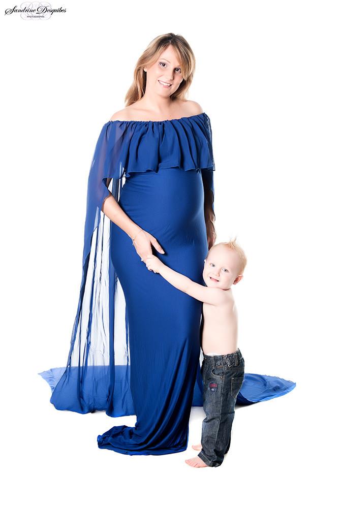 Sandrine Desquibes photographie Maternité