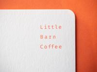 Shop card for Little Barn Coffee