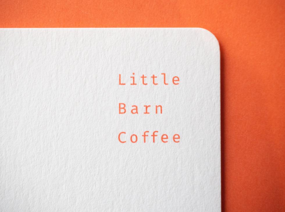 LITTLE BARN COFFEE